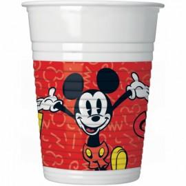 Poze Pahare Mickey Super Cool