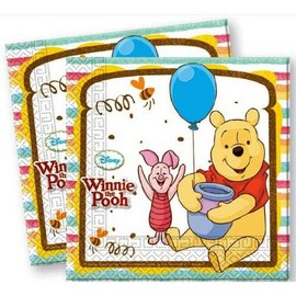 Poze Servetele Winnie Sweet Tweets