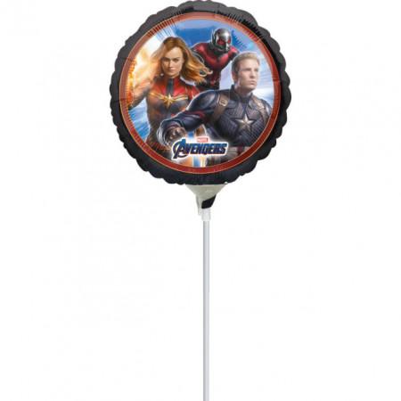 Poze Balon Avengers mic