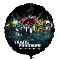 Poze Balon folie 45cm Transformers,