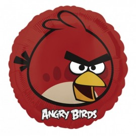 Poze Balon folie  mare Angry Birds - Red Bird