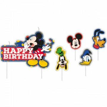 Poze Decor tort Mickey Mouse