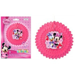Poze Decoratiune roz Party Minnie