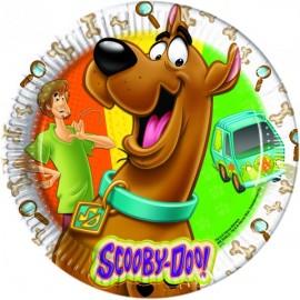 Poze Farfurii 23 cm Scooby Doo