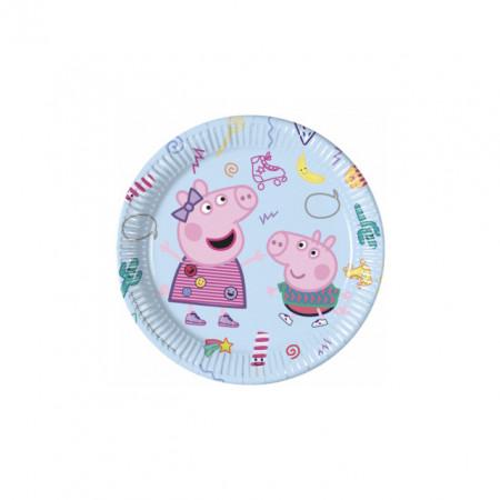 Poze Farfurii Peppa Pig