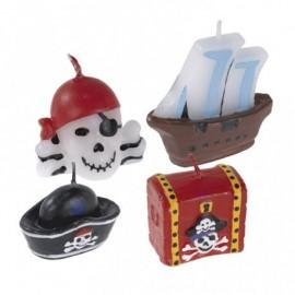 Poze Lumanari pirati
