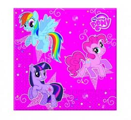 Poze Servetele party Little Pony Sparkle