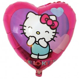 Poze Balon folie 45 cm Hello Kitty