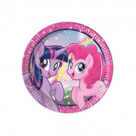 Poze Farfurii Twilight Sparkle Pinkie Pie