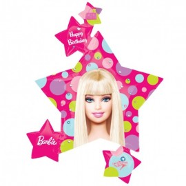 Poze Folie figurina stea Barbie