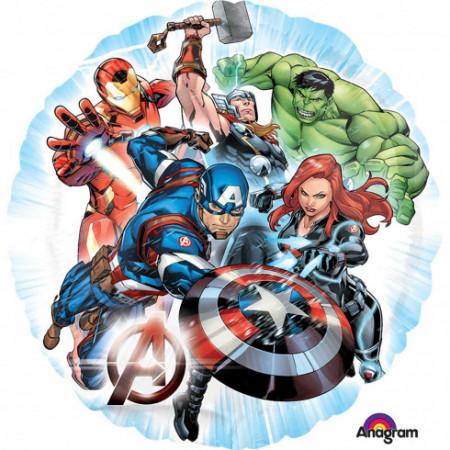 Poze Balon Avengers