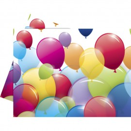 Poze Fata de masa party Flying Balloons