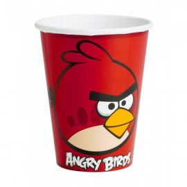 Poze Pahare party Angry Birds