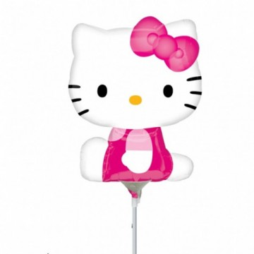 Poze Balon mini figurina 24 cm, Hello Kitty