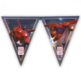 Banner stegulete Cei 6 Super Eroi
