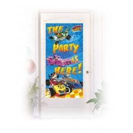 Poze Banner usa Mickey Pilotii de Curse
