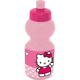 Poze Bidon sport Hello Kitty Tulip