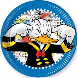 Poze Farfurii Donald 20 cm.
