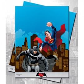 Poze Fata de masa Superman vs Batman