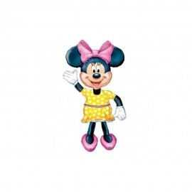 Poze Folie Figurina Airwalkers Minnie Mouse