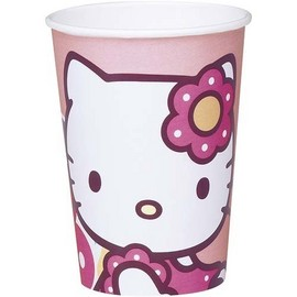 Poze Pahare Hello Kitty Bamboo