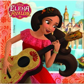 Poze Servetele party Elena din Avalor