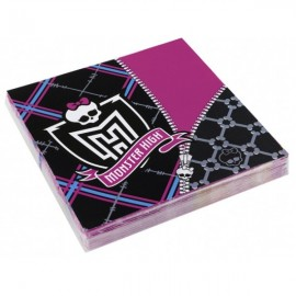 Poze Servetele party Monster High