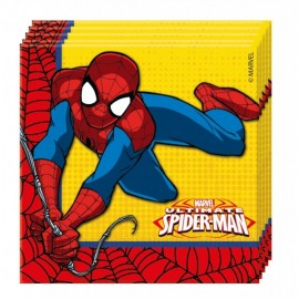 Poze Servetele Spiderman