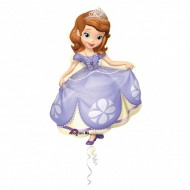 Balon Folie figurina Sofia I