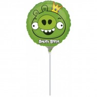 Balon mini folie King Pig - Angry Birds
