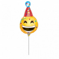 Balon  Smiley mic