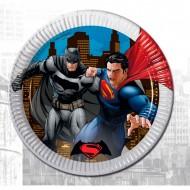 Farfurii Superman vs Batman