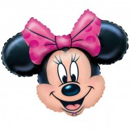 Folie figurina cap Minnie