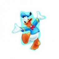 Folie figurina Donald Duck