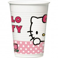 Pahare party Hello Kitty Tulip