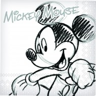 Servetele  Mickey si  Minnie