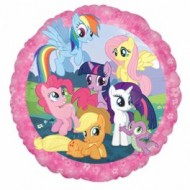 Balon folie 45 cm My Little Pony