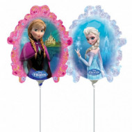 Balon Frozen mare