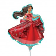 Balon mini figurina Elena din Avalor