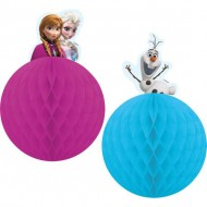 Decoratiuni party Frozen - Regatul de Gheata