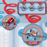 Serpentine decor Planes