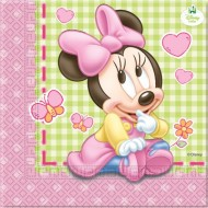 Servetele Minnie Baby
