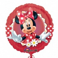 Balon Folie 45cm Minnie Flowers