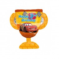 Balon folie figurina Piston Cup