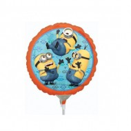 Balon mini folie Minion
