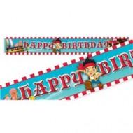Banner Folie Jake si Piratii din Neverland