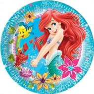 Farfurii 23 cm Ariel - Mica Sirena