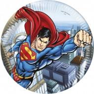 Farfurii 23 cm Superman