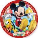 Farfurii Playful Mickey 20 cm