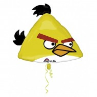 Folie figurina Yellow Bird - Angry Birds